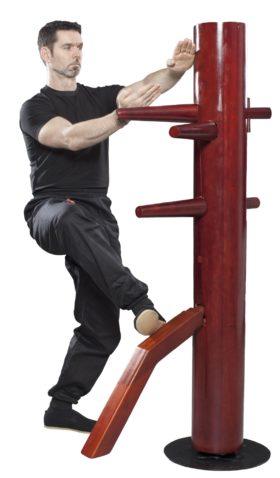 Hayashi Kung Fu katoenen broek Zwart