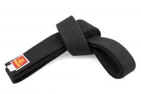 Karateband Zwart