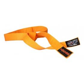 """TOP TEN Karateband """"KAMPFKATZEN"""" Oranje"""