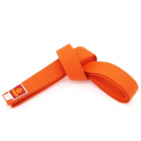 Hayashi Karateband Oranje