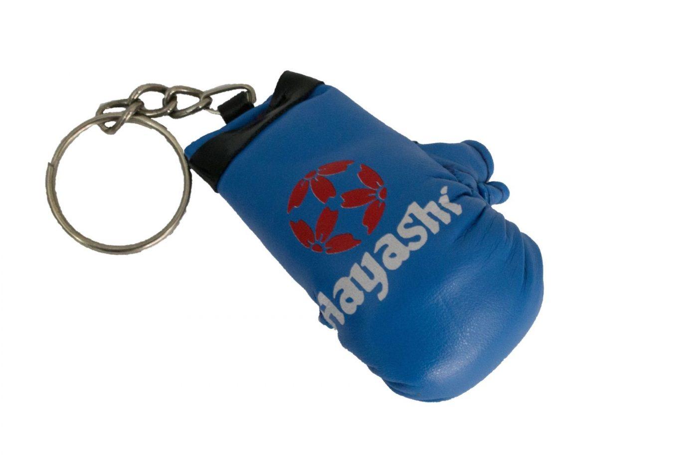 "Hayashi Mini tsuki ""Karate"" Blauw"