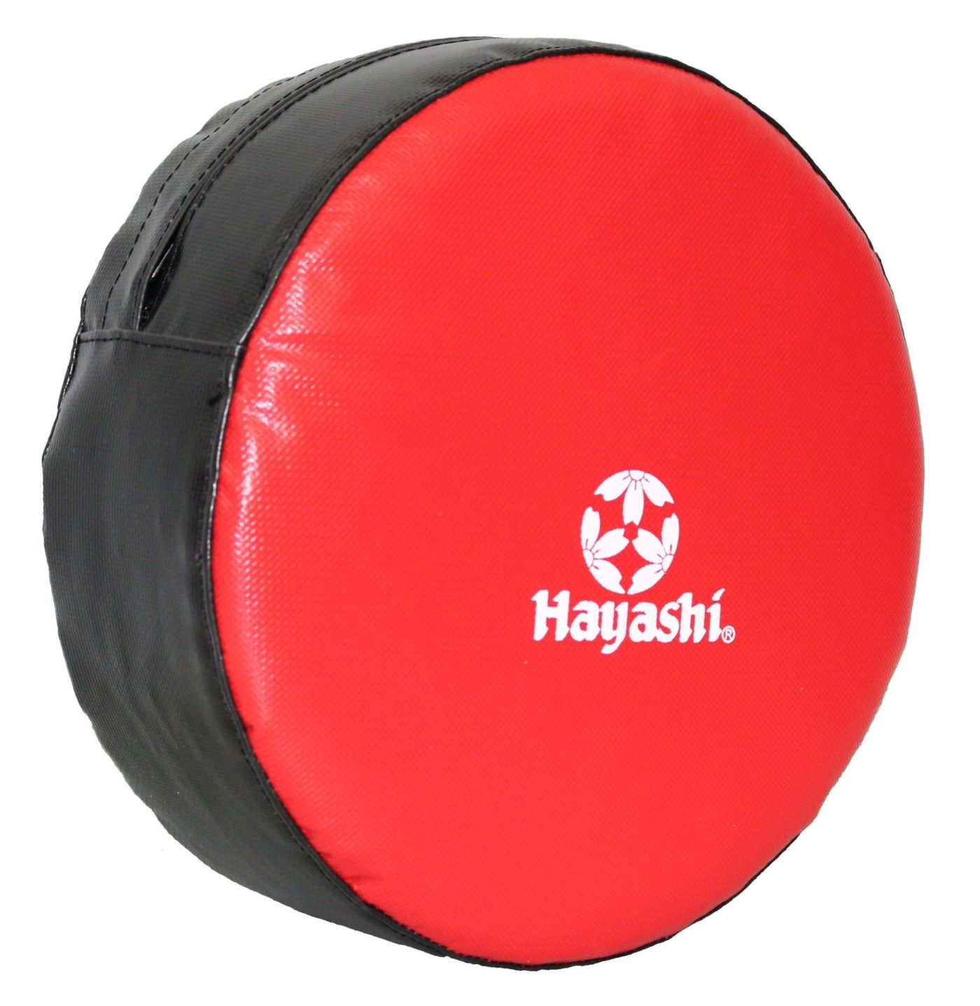 "Hayashi Ronde mini hand target ""Pro"" Rood - Zwart"