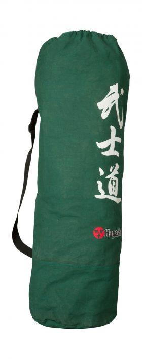 "Sailor's kit bag ""Bushido"" DarkGroen"