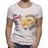 "Hayashi T-shirt ""Karate-Chick"" Wit"