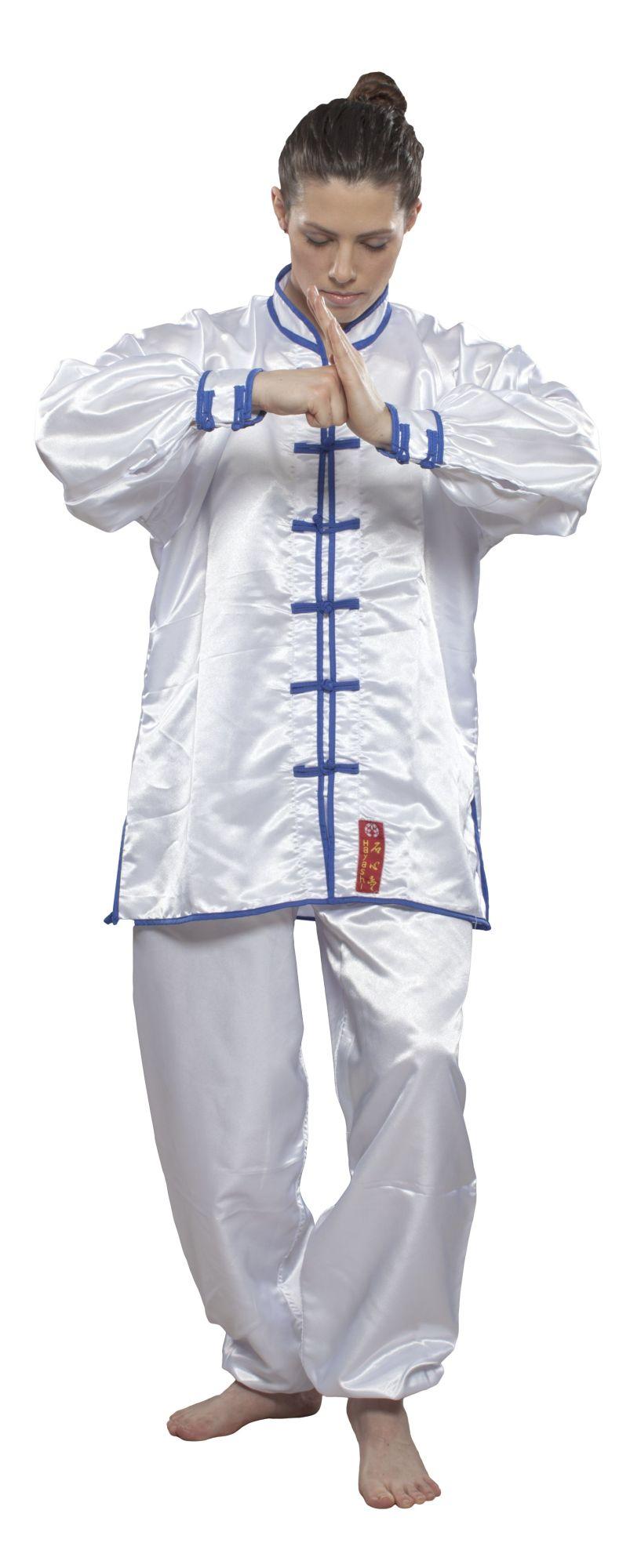 Hayashi Tai Chi/Wushu Uniform Zwart