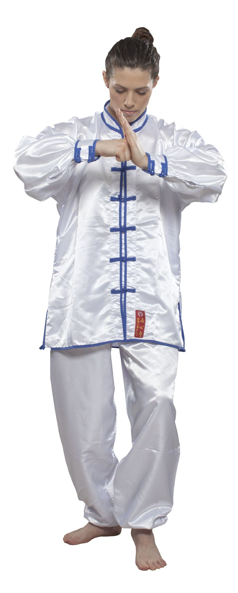 Hayashi Tai Chi/Wushu Uniform Wit