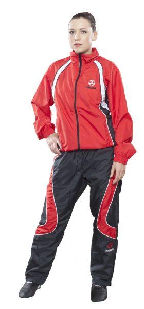 Hayashi Trainingspak voor Rood - Zwart