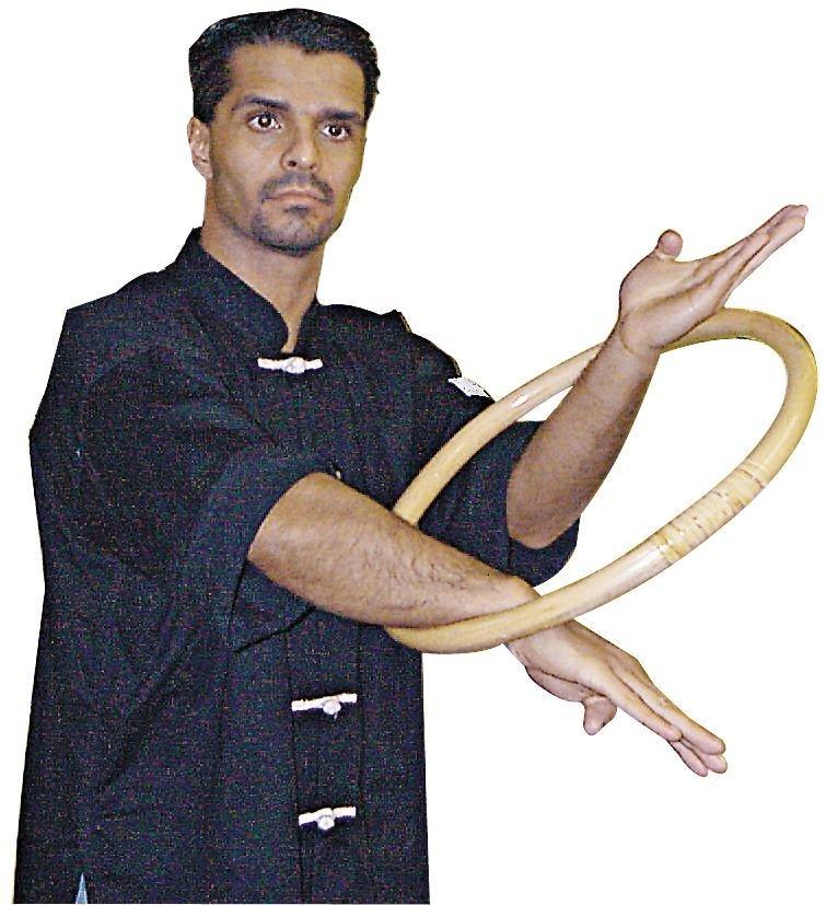 Hayashi Wing Chun training ring (rattan)