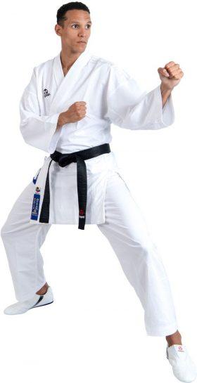 """Karatepak """"Premium Kumite"""" Wit"""