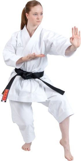 "Hayashi Karatepak ""TENNO"" (WKF approved) Wit"