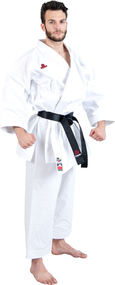 "Karatepak ""Tenno Yama"" (WKF approved) Wit"