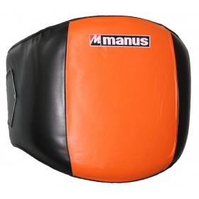 "Manus Buikbeschermer ""THAI"" Zwart - Oranje"