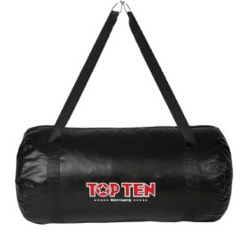 "Training bag ""Uppercut"" (gevuld) Zwart"