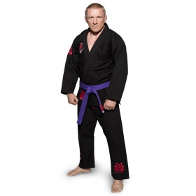 "TOP TEN Brazilian Jiu Jitsu (BJJ) Gi ""Guerriero"" Zwart"
