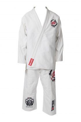 """Brazilian Jiu Jitsu (BJJ) Gi """"Guerriero"""" Wit"""