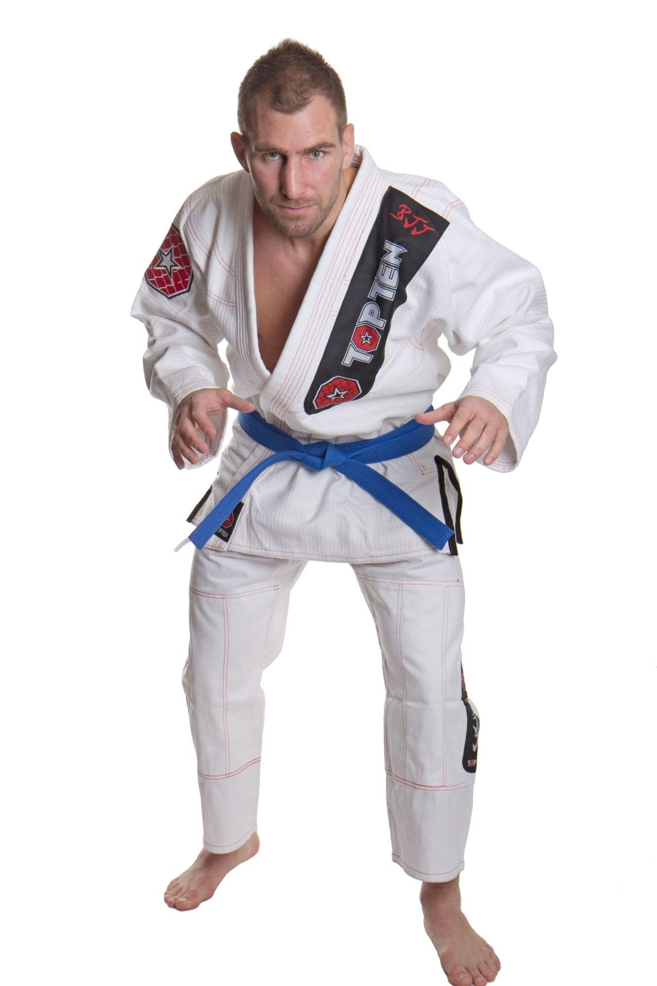 TOP TEN Brazilian Jiu Jitsu (BJJ) Gi Wit