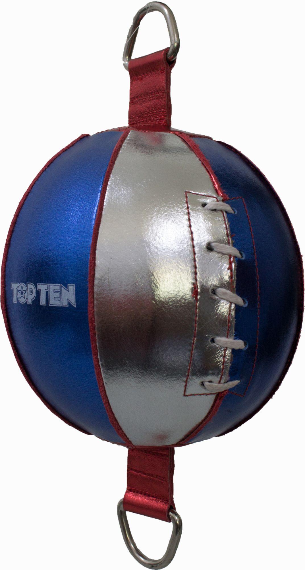 TOP TEN Double end ball Rood - Zwart