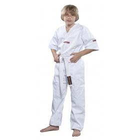 """TOP TEN Kickboksuniform """"Classic"""" voor kinderen Wit"""
