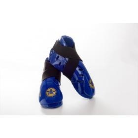 """TOP TEN Kicks """"Dipped Foam"""" voor wedstrijden voetbeschermers Blauw"""