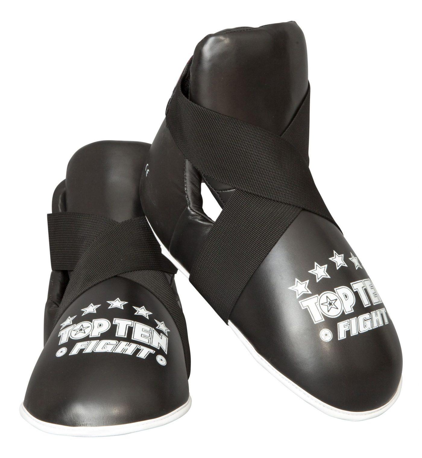 """Kicks """"Fight"""" voetbeschermers Zwart"""