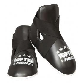 "TOP TEN Kicks ""Fight"" voetbeschermers Zwart"