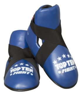 "TOP TEN Kicks ""Fight"" voetbeschermers Blauw"