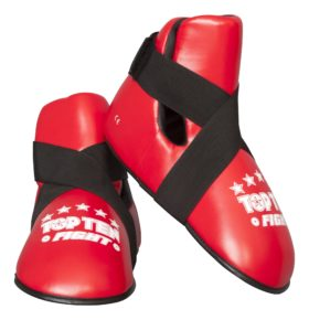 "Kicks ""Fight"" voetbeschermers Rood"