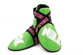 """Kicks """"SuperLight"""" voor wedstrijden voetbeschermers Groen"""