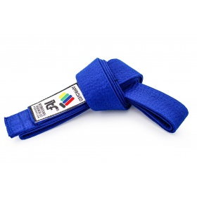 "TOP TEN Taekwondoband ""ITF"" Blauw"