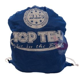 "TOP TEN Mesh tas ""WAKO"" Blauw"