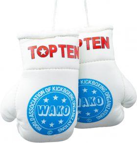 """TOP TEN Mini bokshandschoenen """"WAKO Pro"""" Wit"""