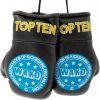 """TOP TEN Mini bokshandschoenen """"WAKO Pro"""" Zwart"""