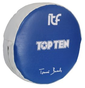 "Mini Target TOP TEN ITF ""Barada"" blauw"