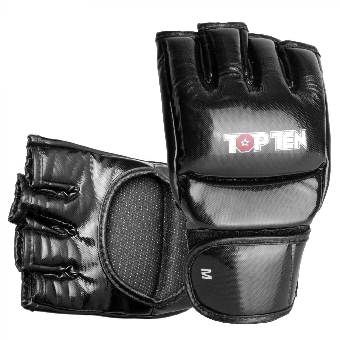 """MMA handschoenen """"Competition"""" Zwart"""
