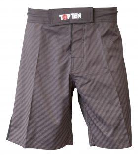 """MMA broekje """"Carbon"""" Zwart"""