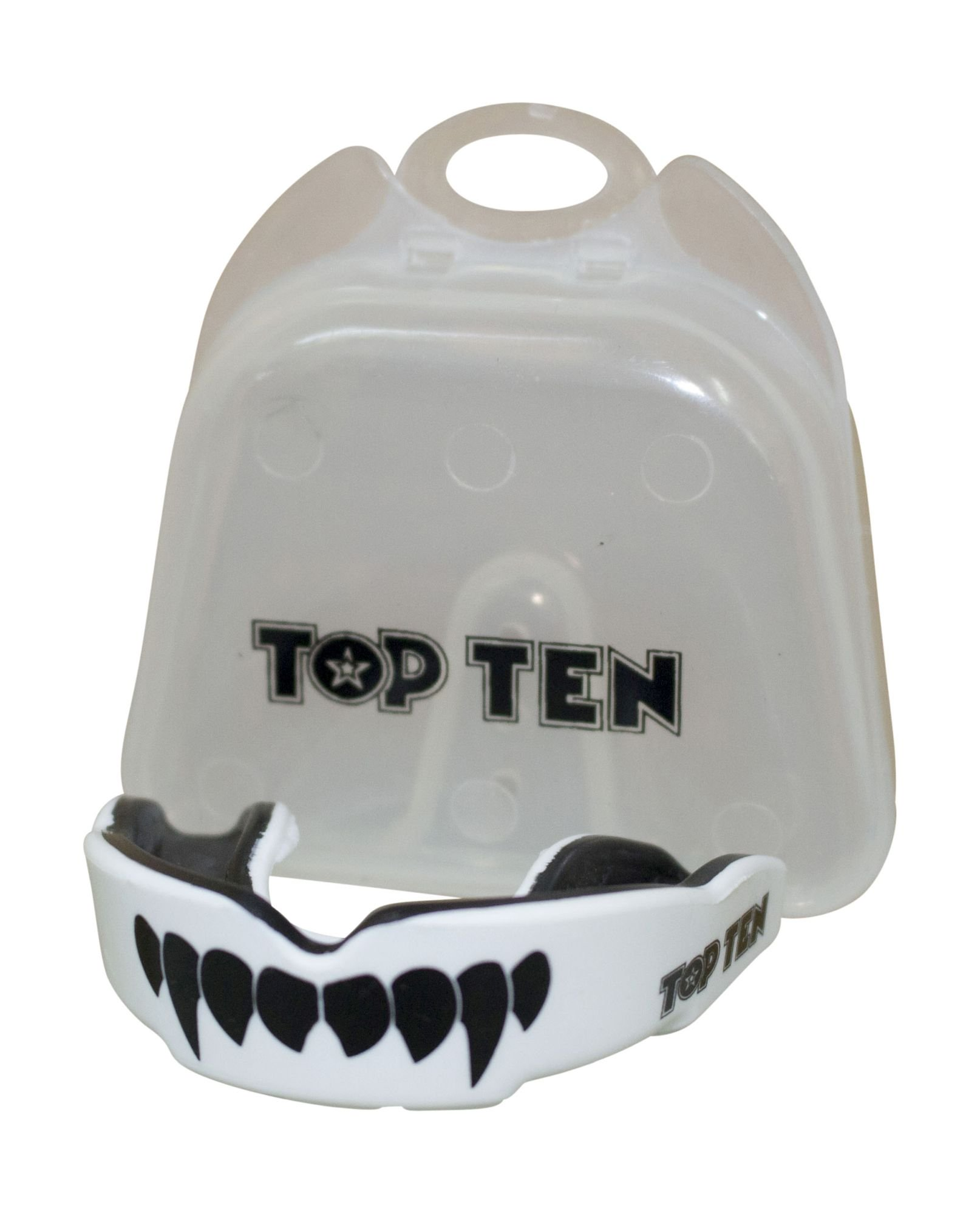 "TOP TEN Mondbeschermer ""Combat TPR"" rosé - Wit"