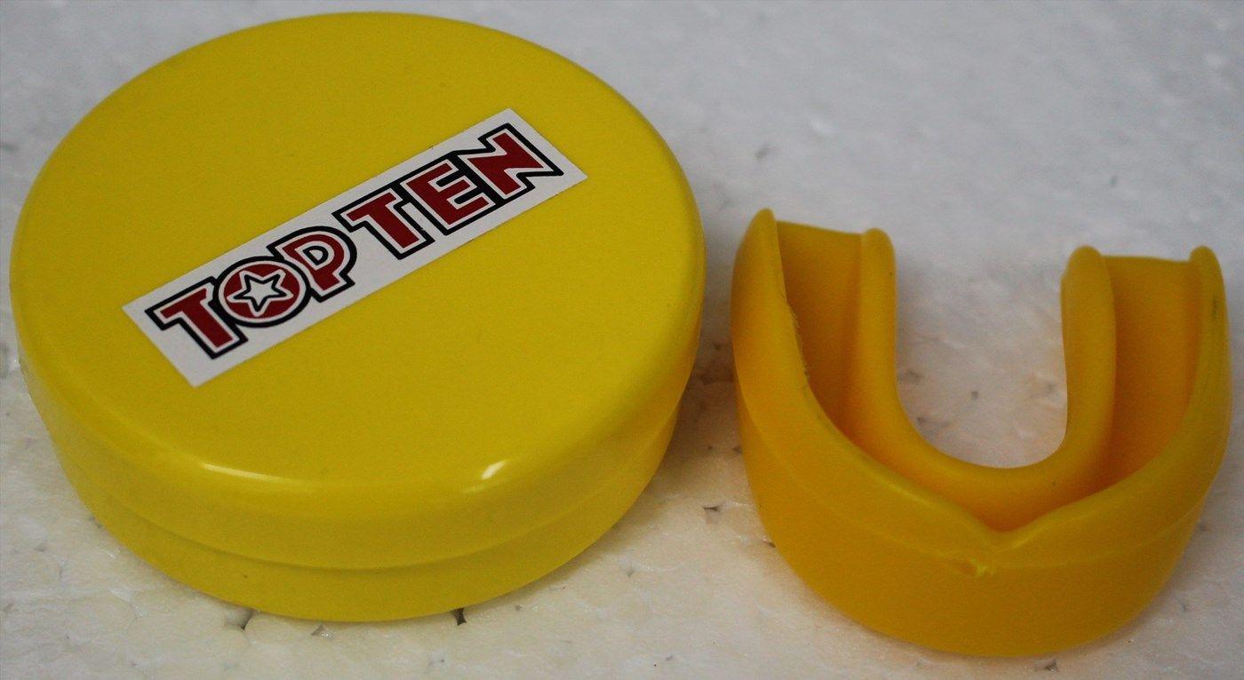 """TOP TEN Mondbeschermer """"Peppermint"""" Oranje"""