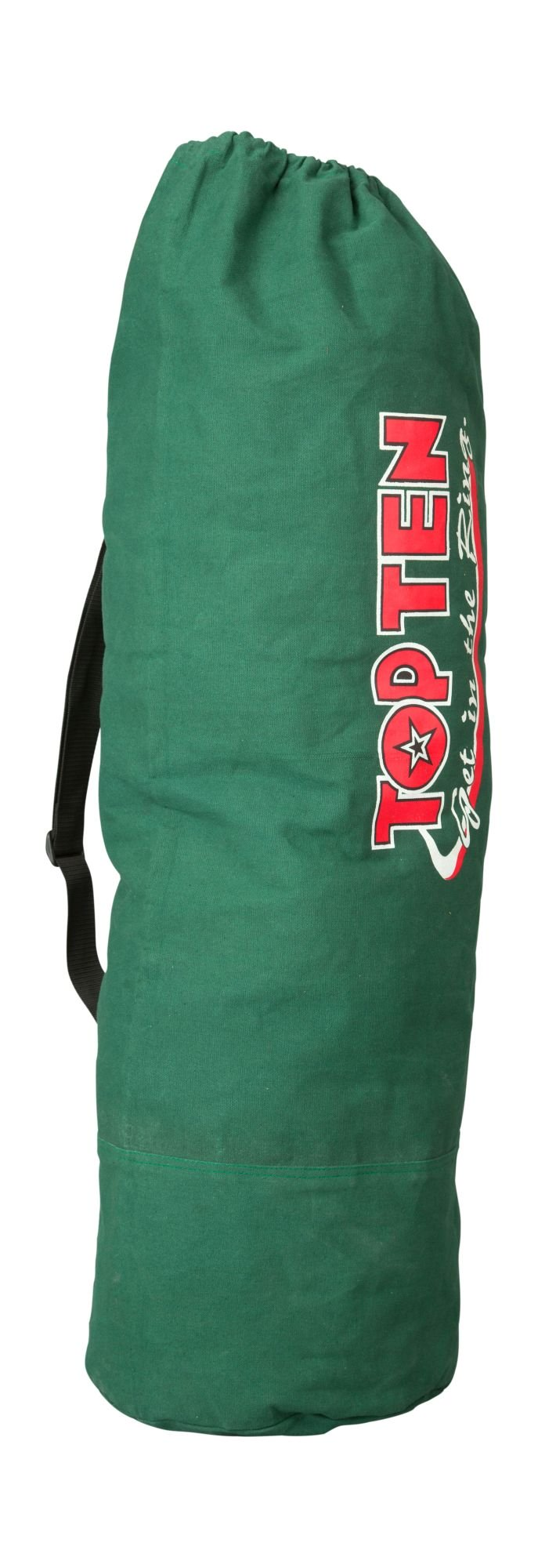 "Sailor's kit bag ""Get in the Ring"" DarkGroen"
