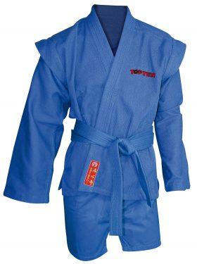 Sambo Kurtka  Sambo uniform Blauw