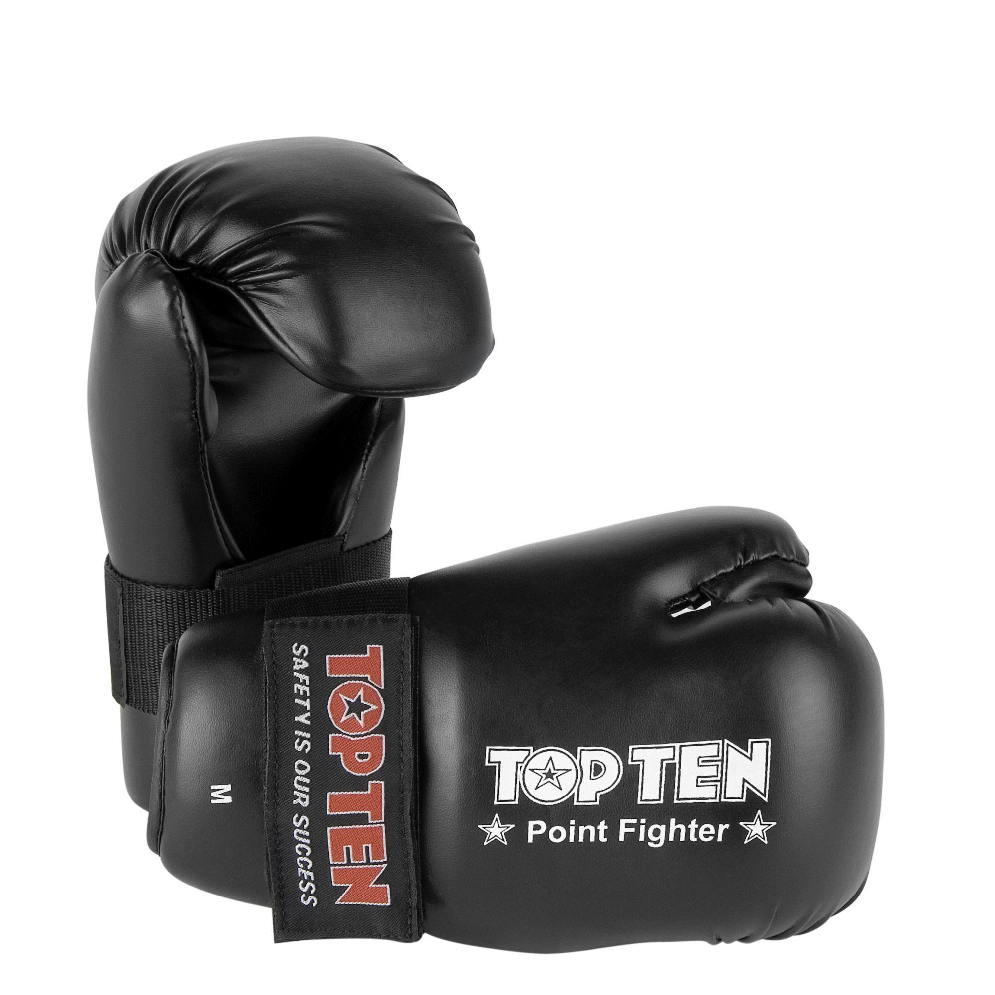 """TOP TEN Pointfighter """"Point Fighter"""" Zwart"""