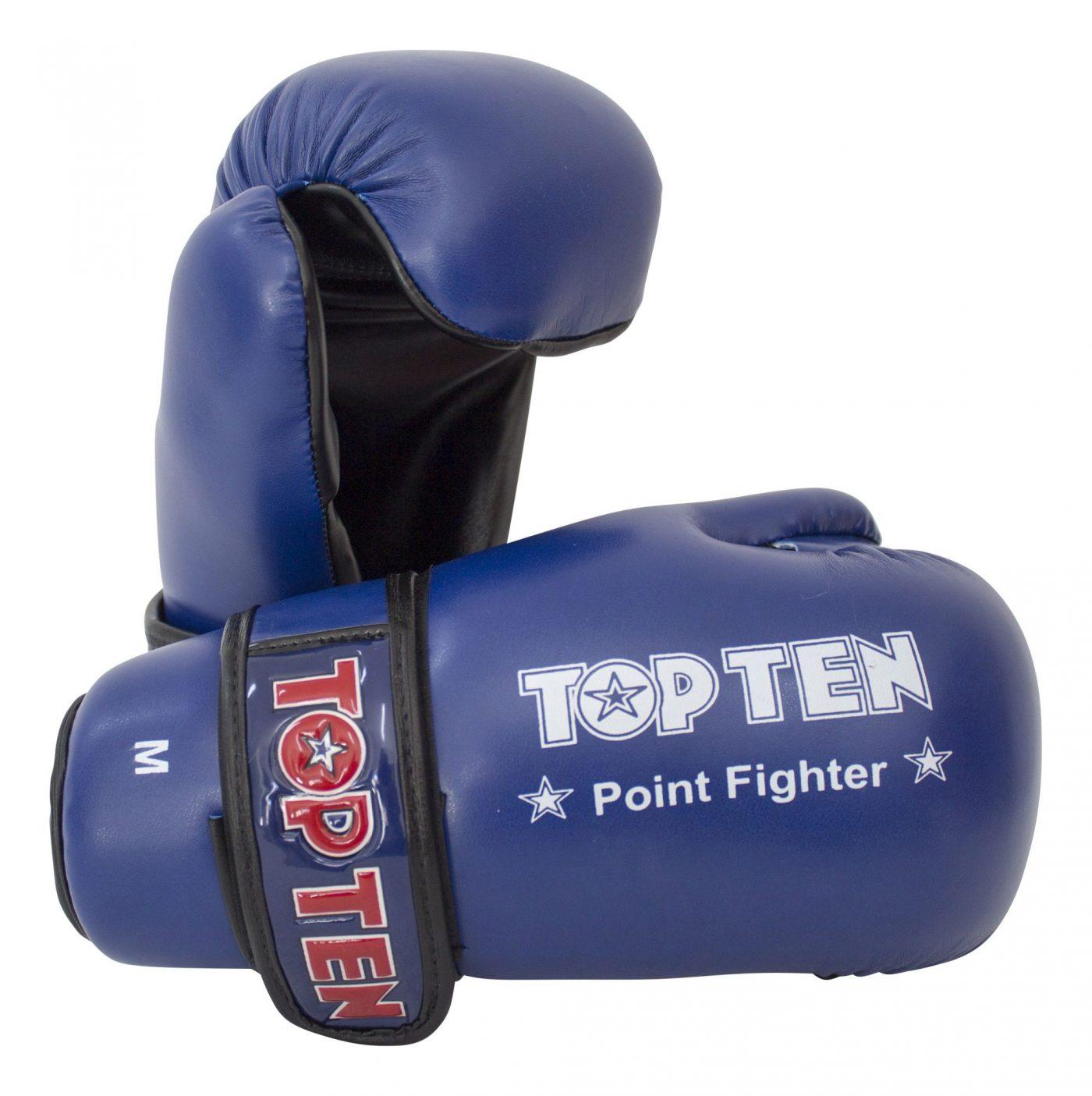 """TOP TEN Pointfighter """"Point Fighter"""" Blauw"""