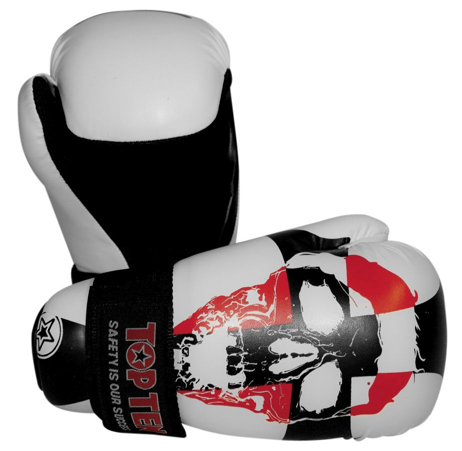 "TOP TEN Pointfighter ""Point Fighter Skull"" Wit"