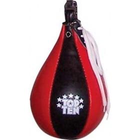 TOP TEN Speedball Rood - Zwart