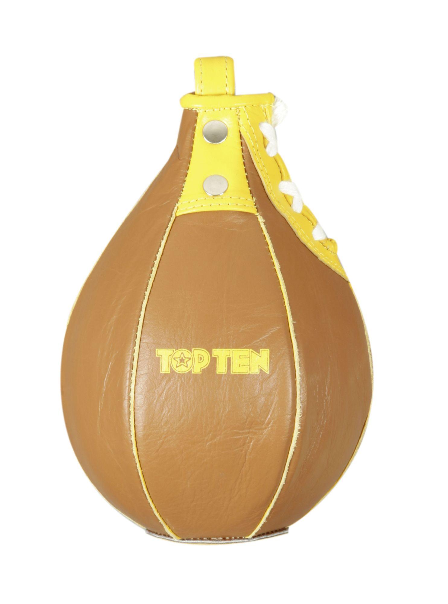 TOP TEN Speedball VintageBruin