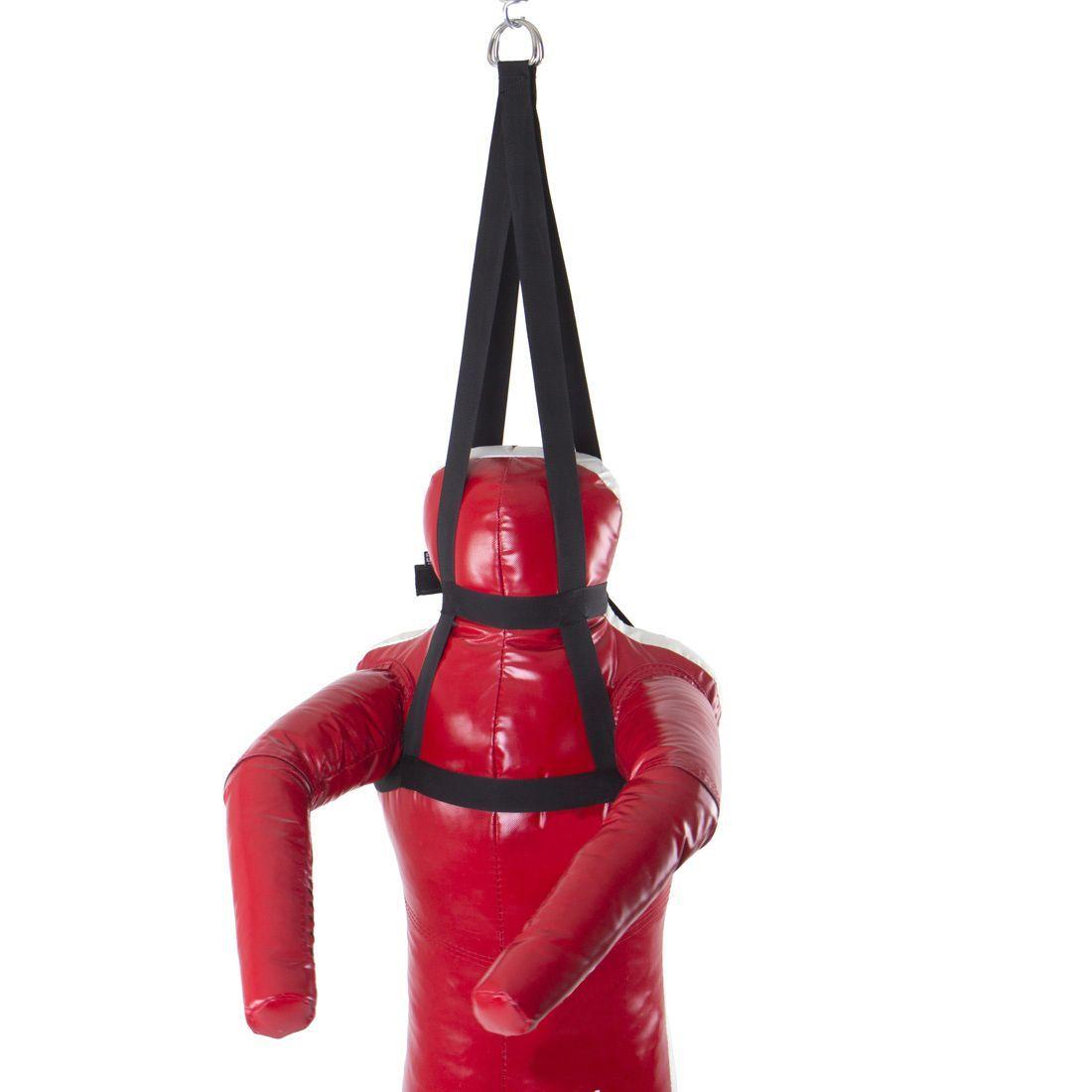 TOP TEN Suspension voor MMA dummy (Item No. 33501) Zwart