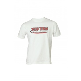 "TOP TEN T-Shirt ""Get in the Ring"" Wit"