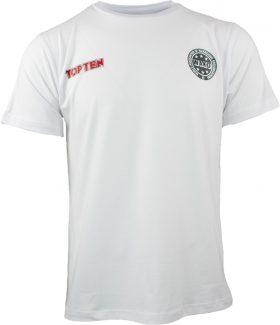 """T-Shirt """"Wako No 1"""" Wit"""