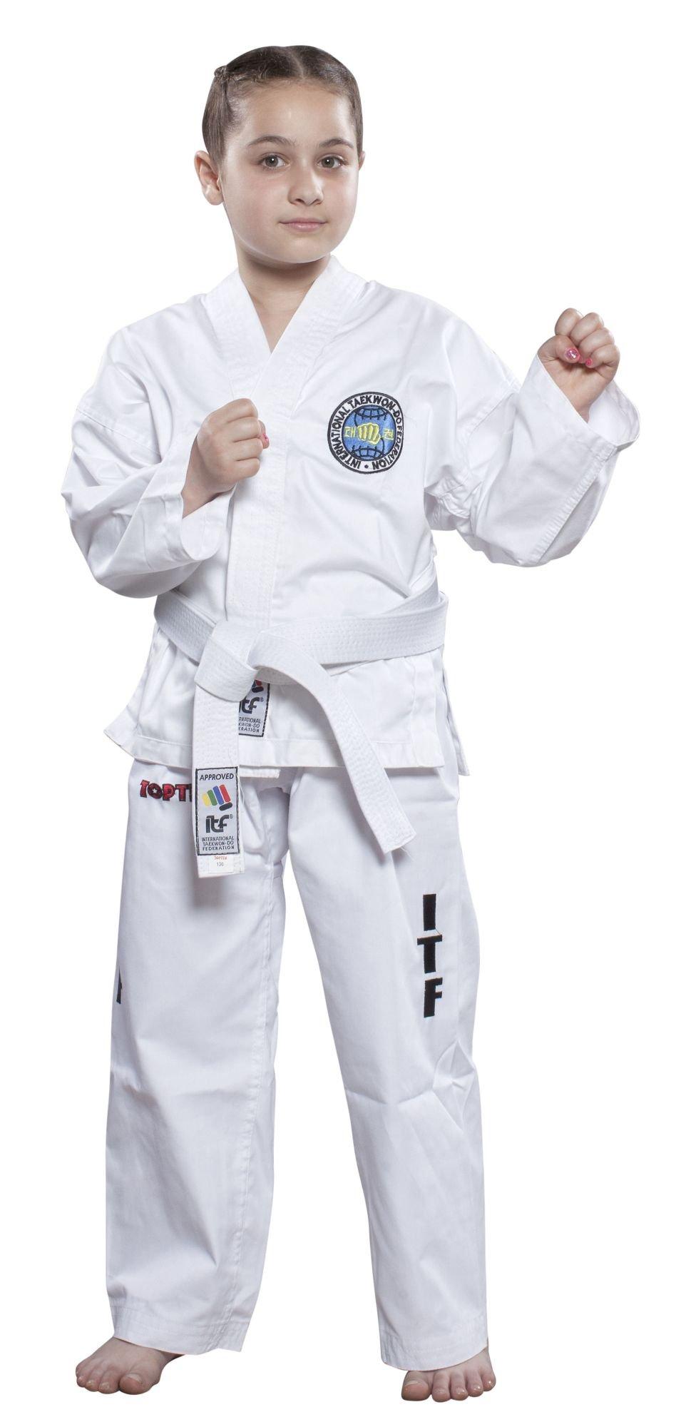 "Taekwondopak ""Kyong"" Wit"