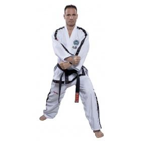 "TOP TEN Taekwondo Instructor Dobok ""Diamond"" (4th Wit"
