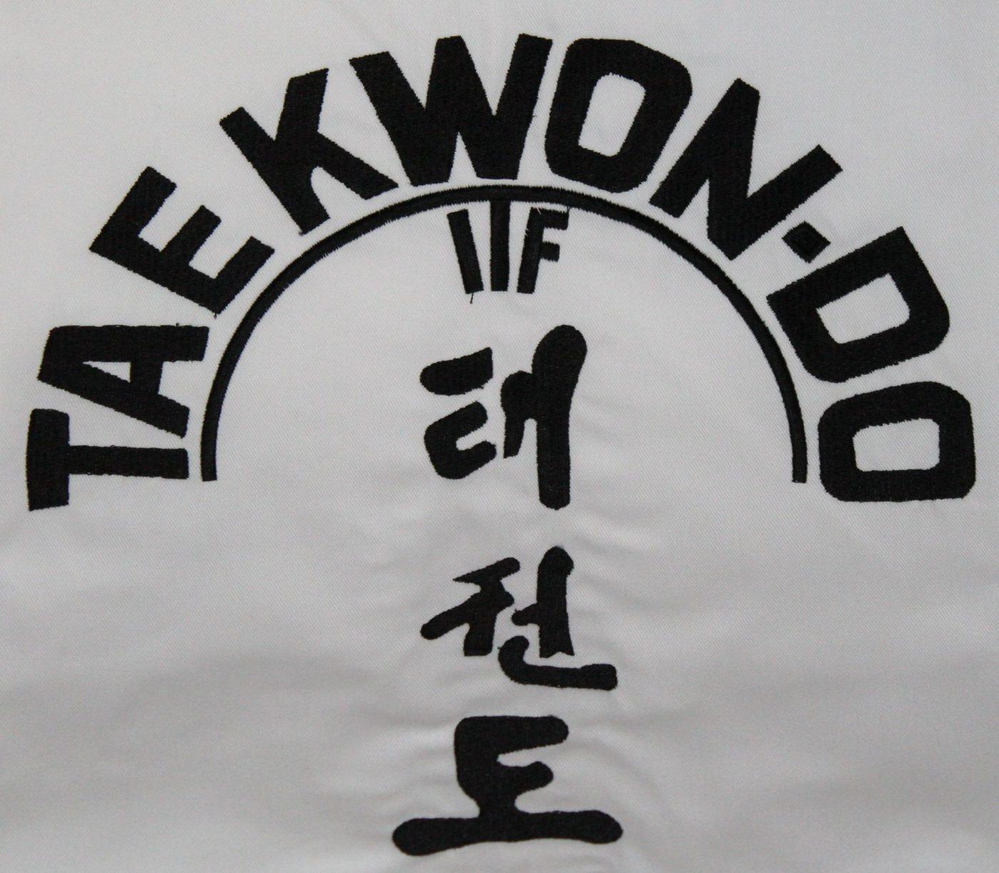 "TOP TEN Taekwondopak ""Kyong"" (ITF approved) Wit"